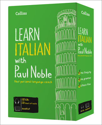 Learn Italian with Paul Noble Cover Image