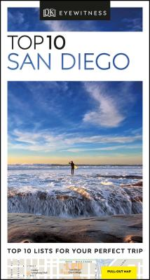 DK Eyewitness Top 10 San Diego (Pocket Travel Guide) Cover Image