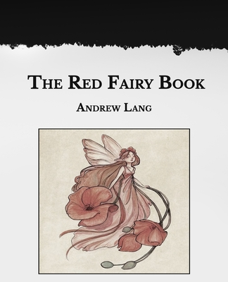 The Red Fairy Book: Large Print Cover Image