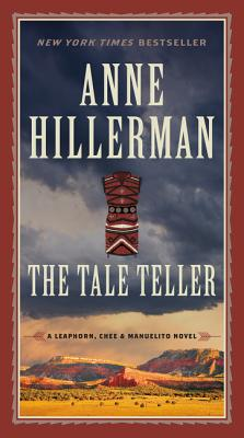 The Tale Teller (A Leaphorn, Chee & Manuelito Novel #5) Cover Image