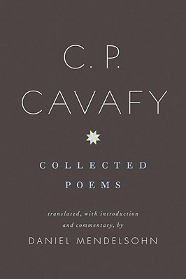 C. P. Cavafy: Collected Poems Cover Image
