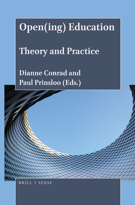 Open(ing) Education: Theory and Practice Cover Image