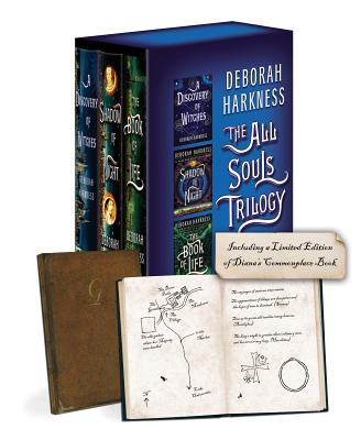 All Souls Trilogy Boxed Set Cover Image