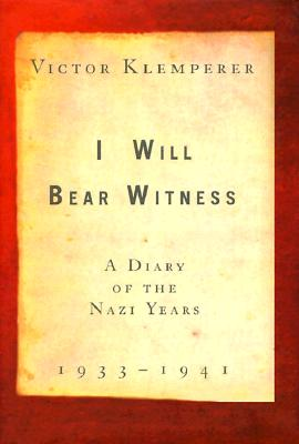I Will Bear Witness, Volume 1 Cover