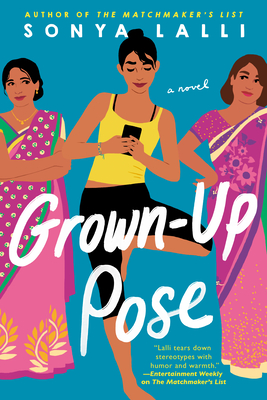 Grown-Up Pose Cover Image
