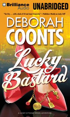 Lucky Bastard Cover Image