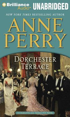 Dorchester Terrace (Charlotte and Thomas Pitt Novels #27) Cover Image