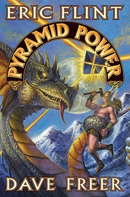 Pyramid Power (Pyramid (Flint) #2) Cover Image