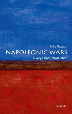The Napoleonic Wars: A Very Short Introduction (Very Short Introductions) Cover Image