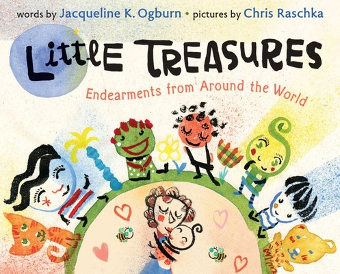 Little Treasures (board book): Endearments from Around the World Cover Image