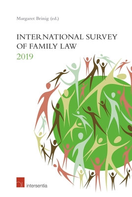 International Survey of Family Law 2019 Cover Image