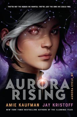 Aurora Rising (The Aurora Cycle #1) Cover Image