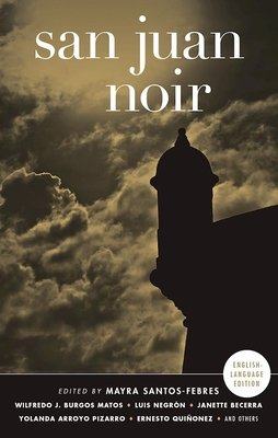 San Juan Noir Cover Image