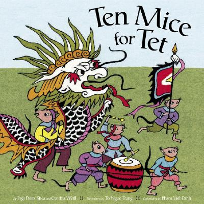 Ten Mice for Tet! Cover