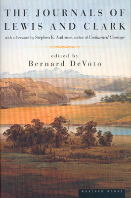 The Journals of Lewis and Clark Cover Image