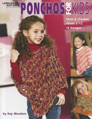 Ponchos for Kids Cover
