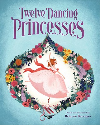 Twelve Dancing Princesses Cover