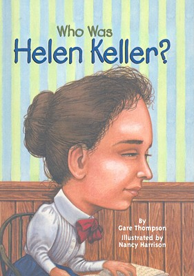 Who Was Helen Keller? (Who Was...?) Cover Image