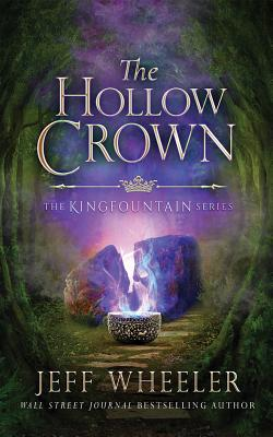 The Hollow Crown (Kingfountain #4) Cover Image