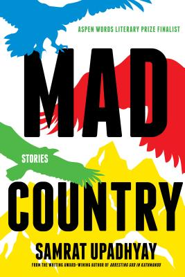 Mad Country Cover