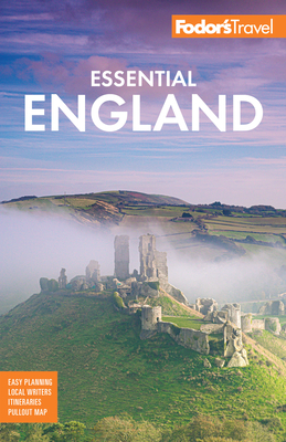 Fodor's Essential England (Full-Color Travel Guide) Cover Image