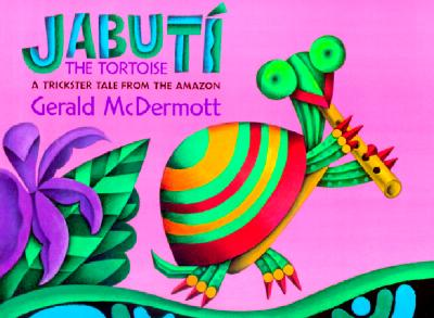 Jabuti the Tortoise Cover