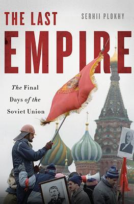 The Last Empire Cover