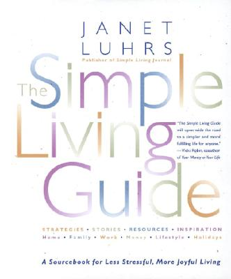 The Simple Living Guide Cover