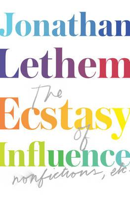 Ecstasy of Influence Cover