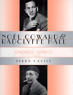 No?l Coward and Radclyffe Hall Cover