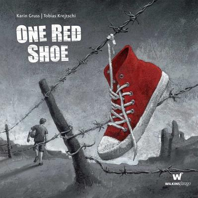 Cover for One Red Shoe