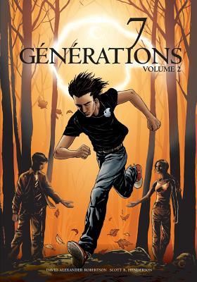 7 Générations: Volume 2 Cover Image