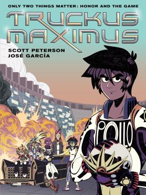 Truckus Maximus Cover Image
