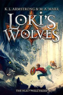 Loki's Wolves (The Blackwell Pages #1) Cover Image