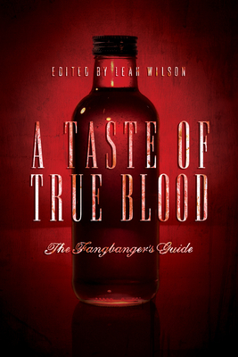 A Taste of True Blood Cover