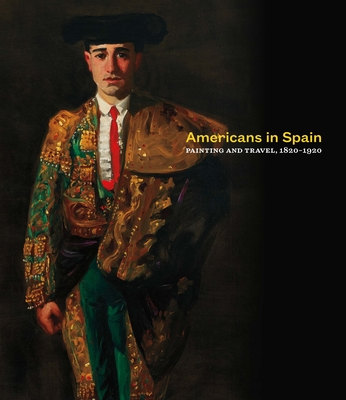 Cover for Americans in Spain