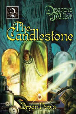 Candlestone (Dragons in Our Midst #2) Cover Image