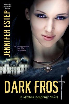 Dark Frost (The Mythos Academy #3) Cover Image