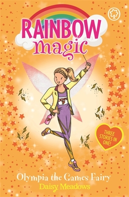 Rainbow Magic: Olympia the Games Fairy: Special Cover Image