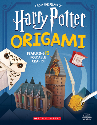 Harry Potter Origami Volume 1 (Harry Potter) Cover Image