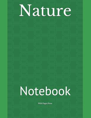 Nature: Notebook Cover Image