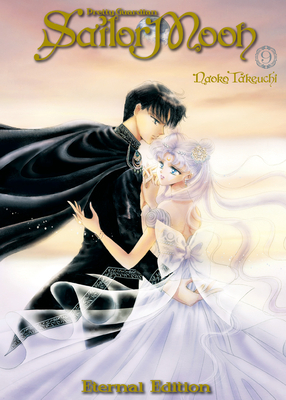 Cover for Sailor Moon Eternal Edition 9