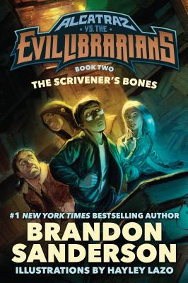 Cover for The Scrivener's Bones