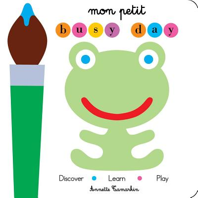 Mon Petit Busy Day Cover Image