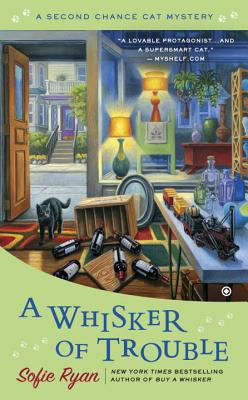 A Whisker of Trouble Cover