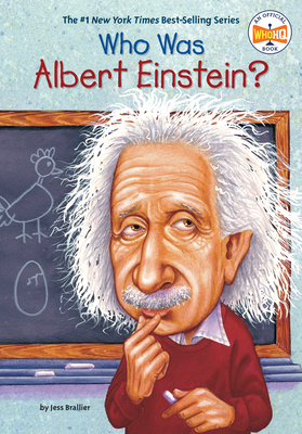 Who Was Albert Einstein? Cover Image
