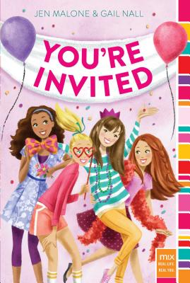 You're Invited Cover