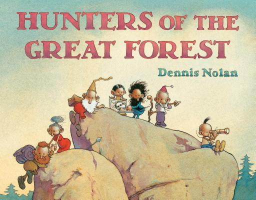 Hunters of the Great Forest Cover Image