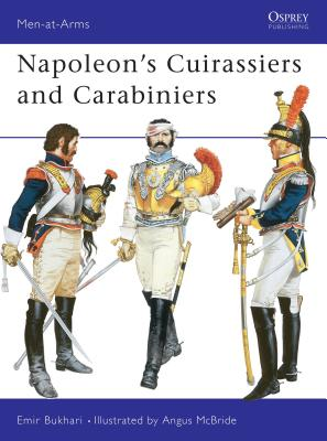 Napoleon's Cuirassiers and Carabiniers Cover