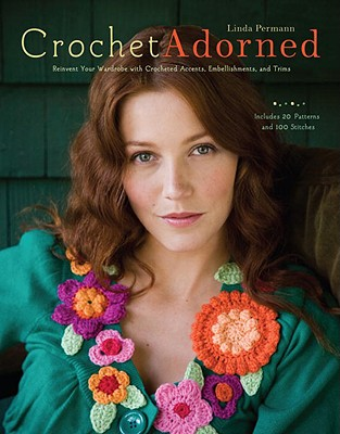 Crochet Adorned Cover